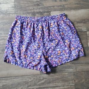Vintage In Sport Abstract Star Athletic Shorts